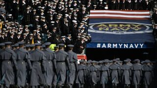 Photos: Sights and sounds of the 119th Army-Navy Game