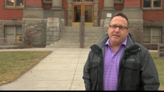 Former drug addict goes back to class at University of Montana