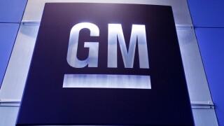 GM logo, General Motors