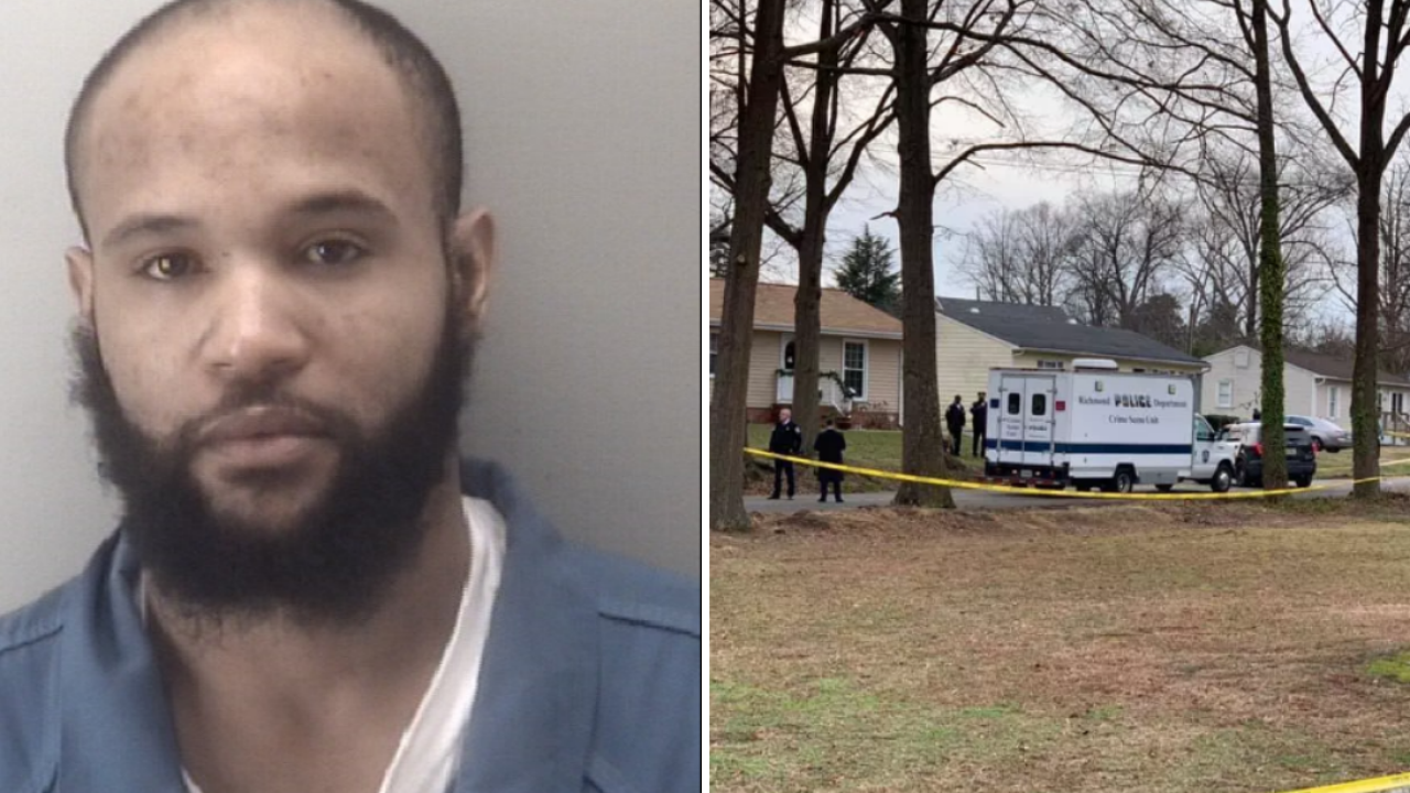 Police arrest man linked to murder of Richmond father; the first homicide of2019