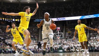 Big Ten: Michigan hosts No. 16 Michigan State in rivalry rematch