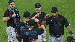 15 Miami Marlins players, staff members have COVID-19, reports say next several games postponed