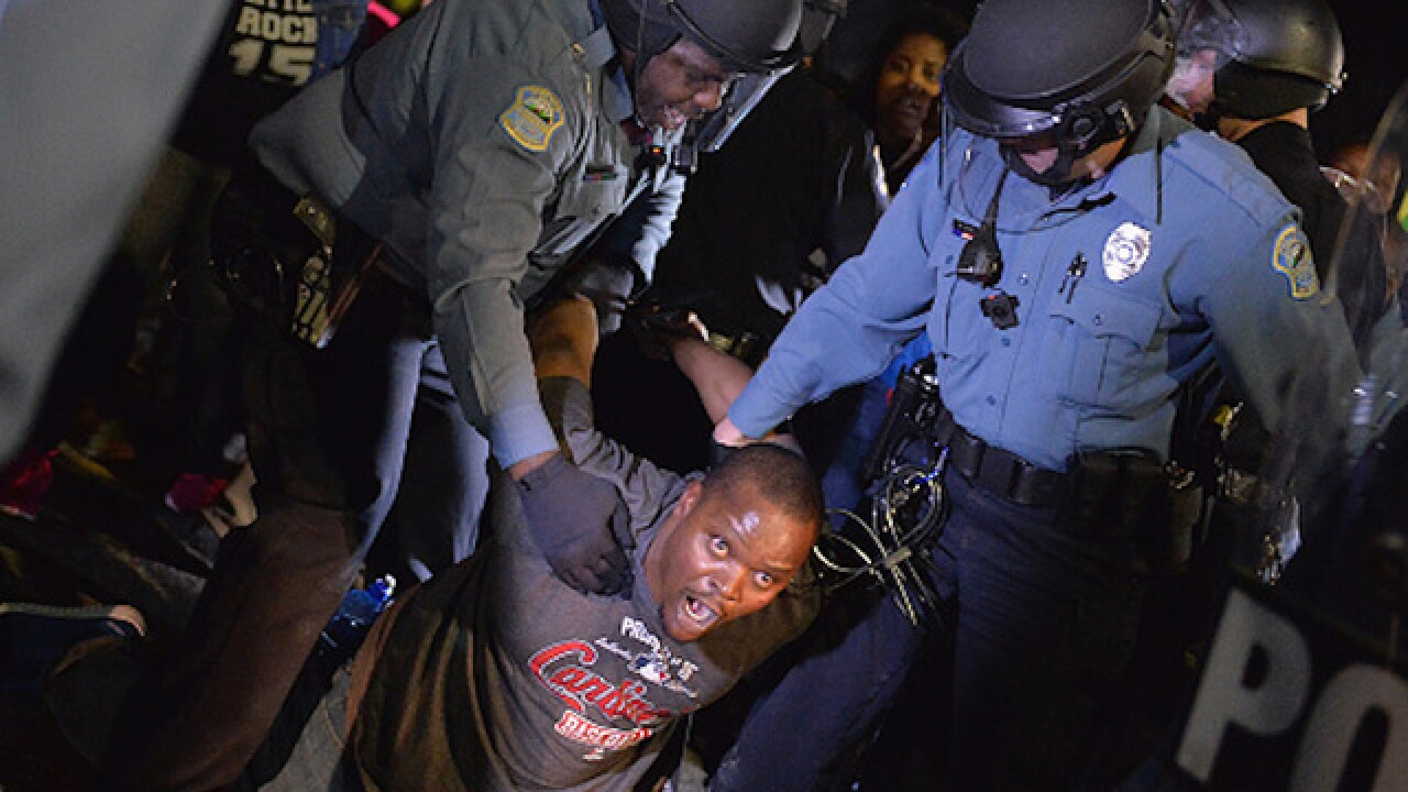 Ferguson, Justice Department close to agreement