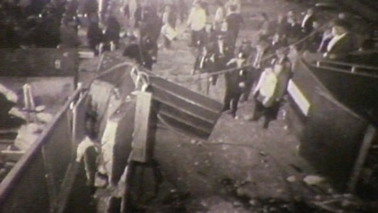 Halloween 1963: Dozens killed in explosion at Indianapolis Coliseum