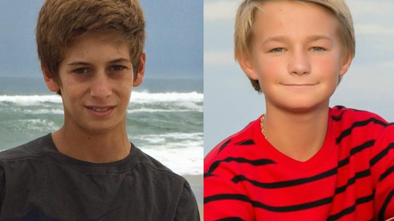 USCG: Missing Jupiter teens boat found