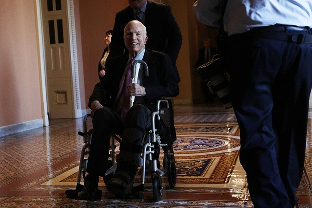 John McCain: 50 photos that capture the longtime senator's personality