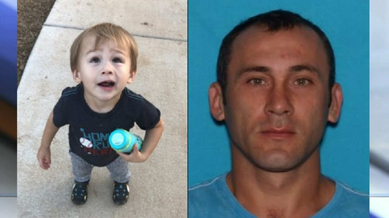 Amber Alert Cancelled For Missing Child From Springfield Mo