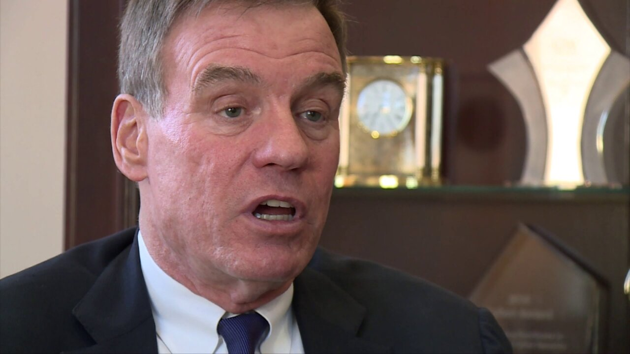 Battle to end surprise medical bills: Sen. Warner wants average set prices with option forarbitration