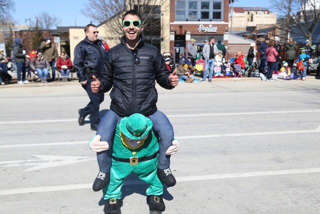 Best dressed at Milwaukee's St. Patrick's Day Parade [PHOTOS]