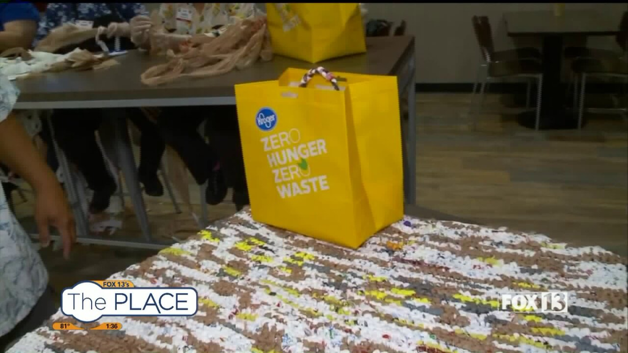 The genius ways Smith's is upcycling plastic on 'Make a Difference Day'