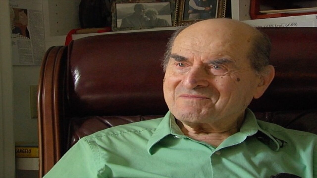Dr. Henry Heimlich, inventor of famed anti-choking Heimlich maneuver, dies