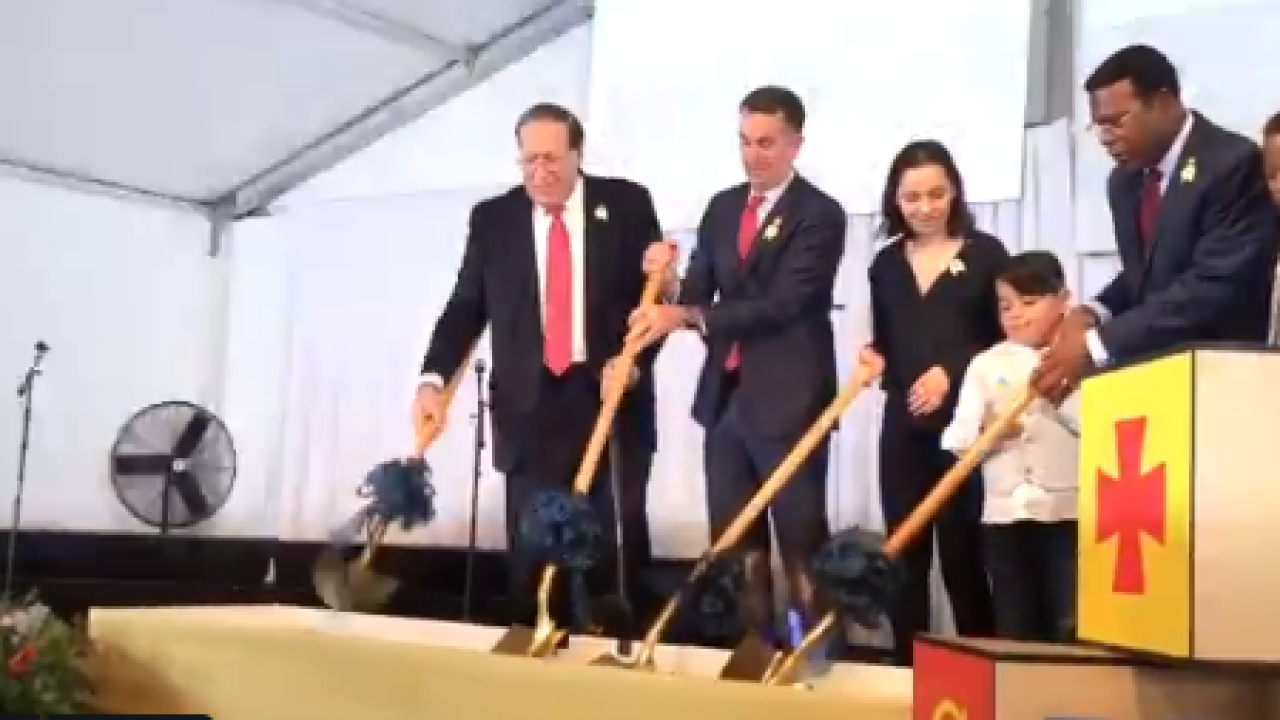 CHKD breaks ground on new mental health hospital