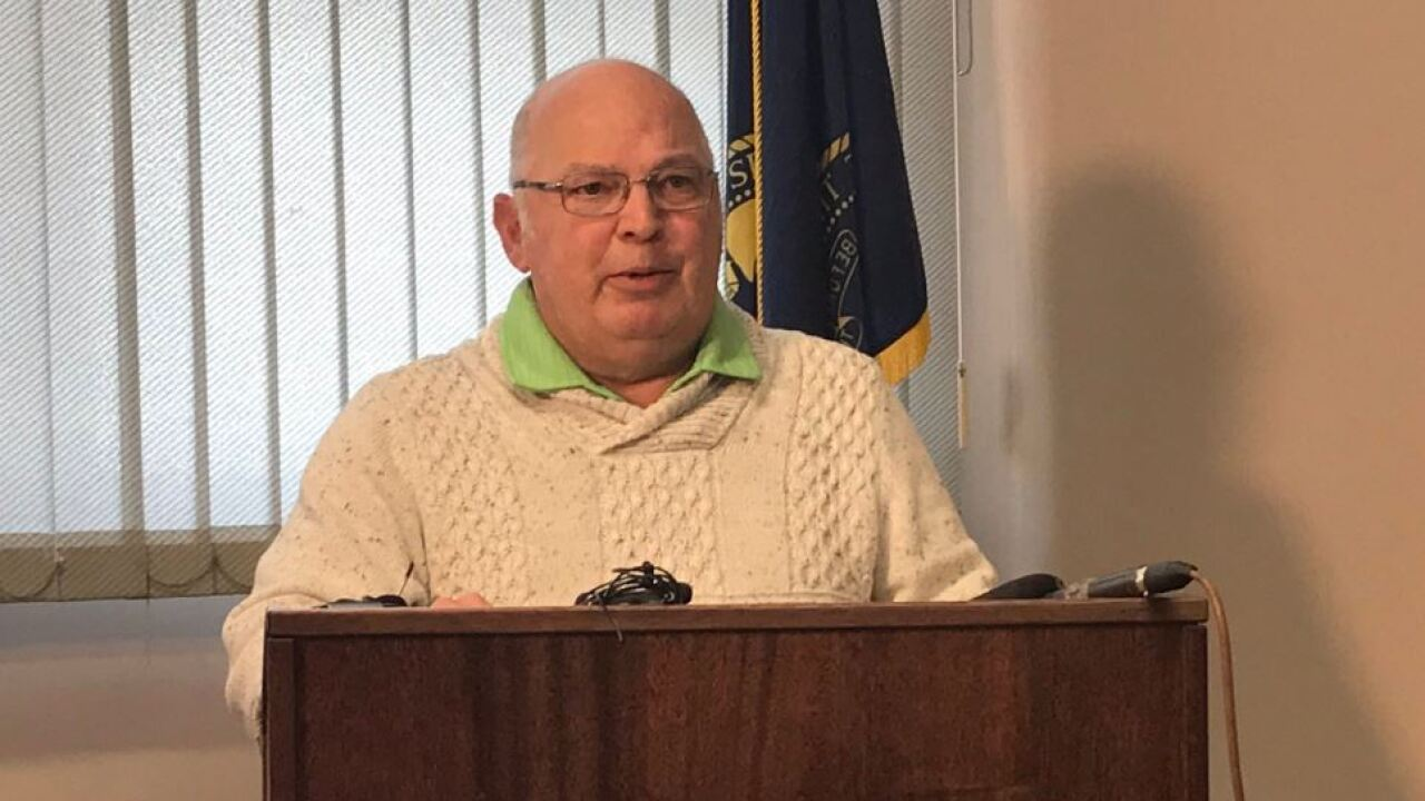 bellevue city councilman pat shannon