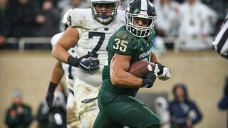 Michigan's Ben Bredeson, MSU's Kenny Willekes and Joe Bachie named preseason All-Americans