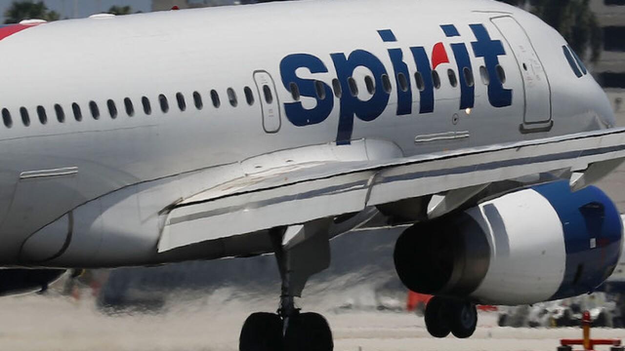 Naked airline passenger taken for psychiatric examination