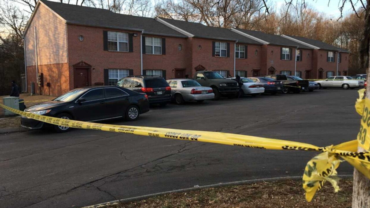 2nd Teen Arrested In Elm Hill Pike Shooting