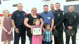 Alyssa Ward Honored