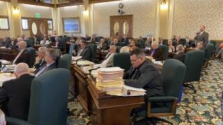 Senate House Bill 2 Debate