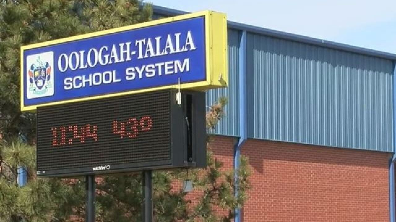 Oologah-Talala Public Schools district calendar, school supplies list for 2018-19