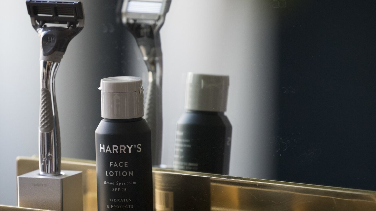 Owner of Schick buys Harry's razors in $1.4 billion deal