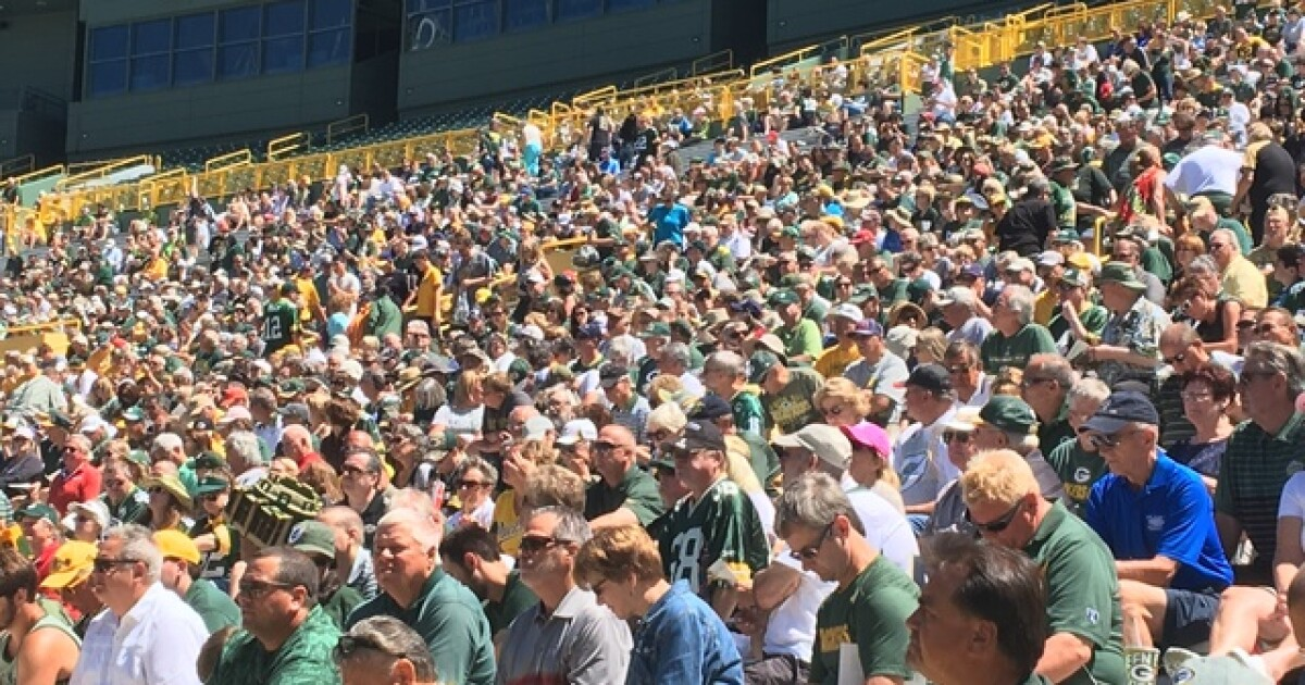 Packers annual shareholders meeting set for Wednesday