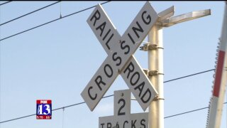 Law enforcement cracking down during U.S. Rail Safety Week