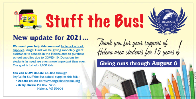 Stuff the Bus Flyer