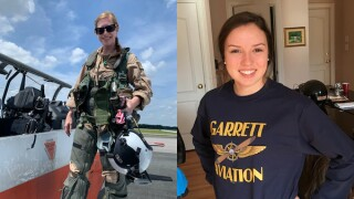 Navy instructor pilot from Michigan among those killed in training flight crash
