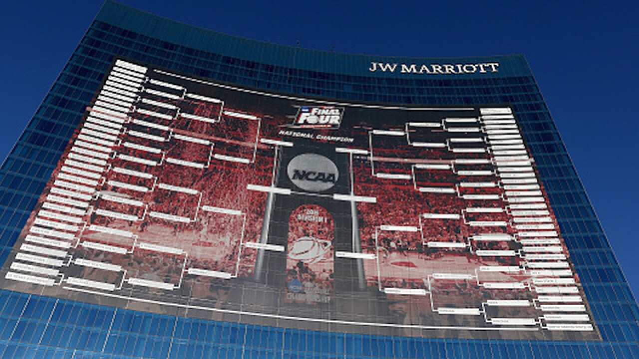 What are your odds of selecting a perfect March Madness bracket?