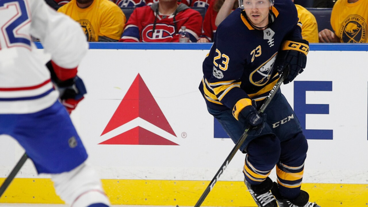 Is it time for the Buffalo Sabres to trade Sam Reinhart?