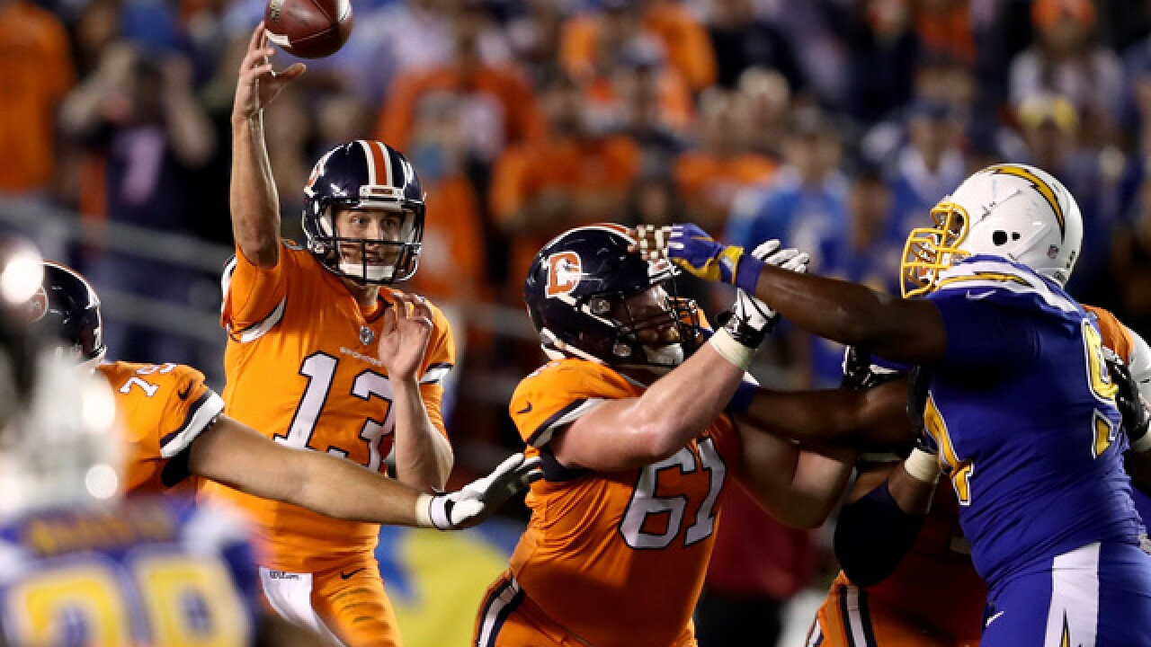 Woody Paige: Broncos bringing up the rear past two games