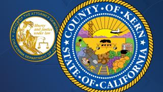 Kern County, California Department of Justice Logos (FILE)