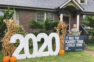 2020 Halloween decoration