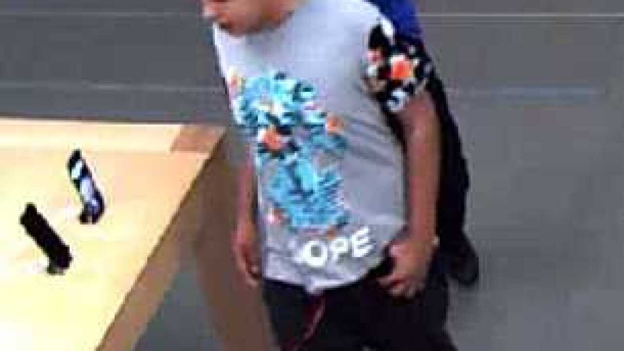 BPD searching for teens behind Apple Store theft
