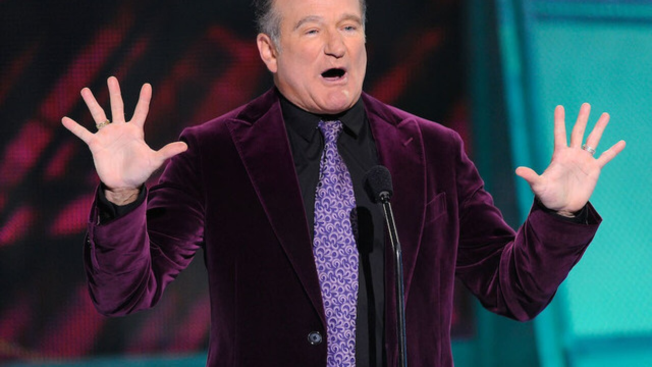 Robin Williams final film being released