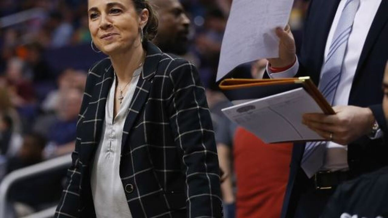 Could the Milwaukee Bucks be the first team to hire a female general manager?