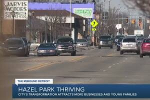 Hazel Park emerging from the COVID-19 pandemic as a new hot spot