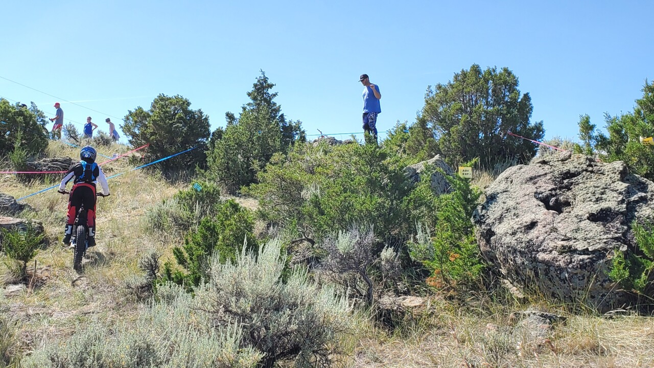Photos: 3rd Annual Tumbleweed Trial