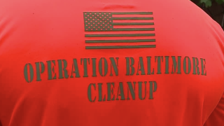 operation baltimore cleanup