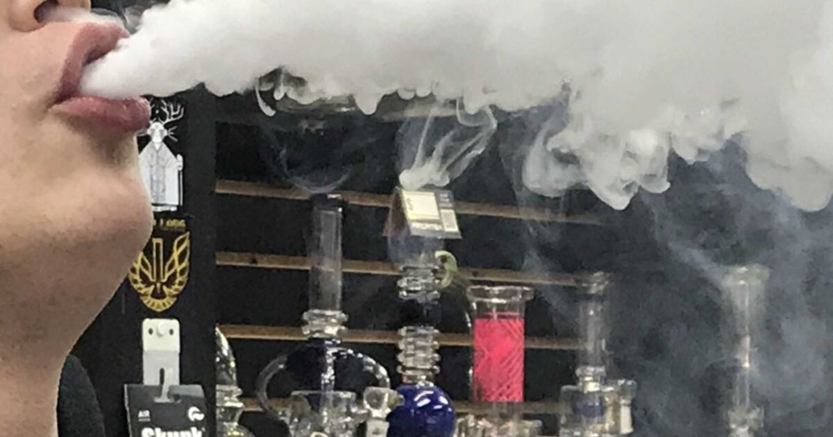 Editorial: Talk to your teens about flavored e-cigarettes
