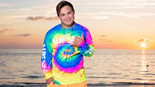 A Florida-based beachwear company recruited a model with Down syndrome in an effort to be more inclusive