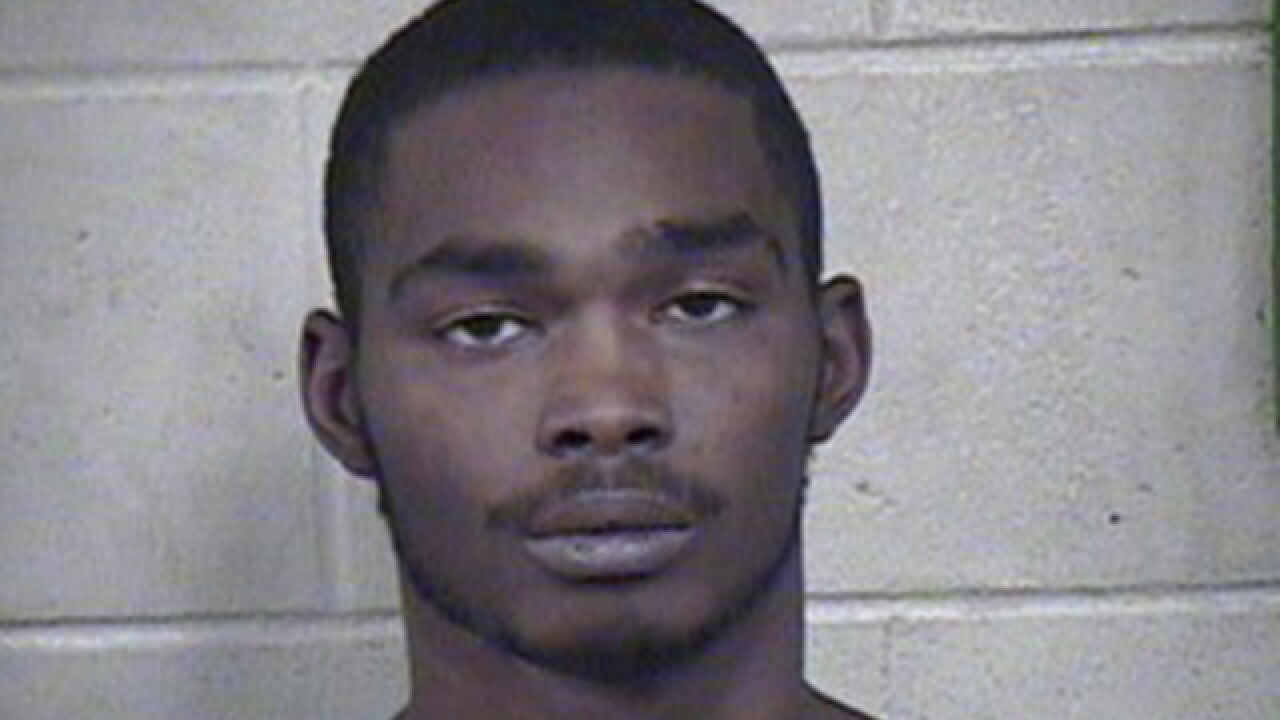 Jackson County Jail inmate charged with assaulting guard