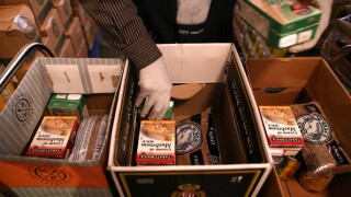 Food stamp recipients told to ration food for February