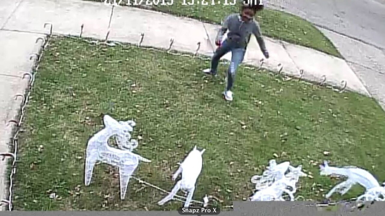 CLE Christmas vandals hit multiple homes