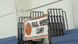 Paul Webb Basketball Camp