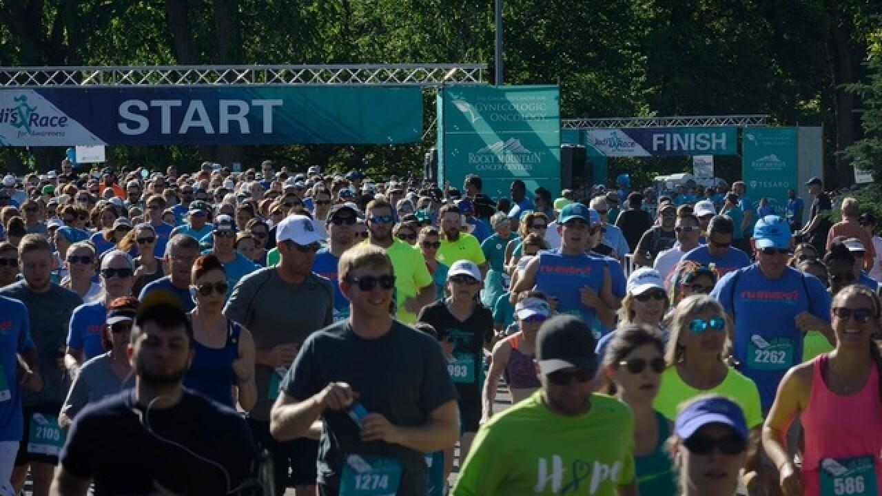 Jodi's Race raises awareness of ovarian cancer