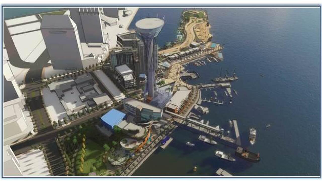 New details released on Seaport Village revamp