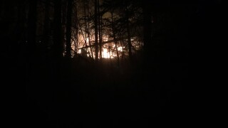 Update on the Callahan fire