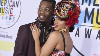 Reports: Cardi B files for divorce from husband, rapper Offset