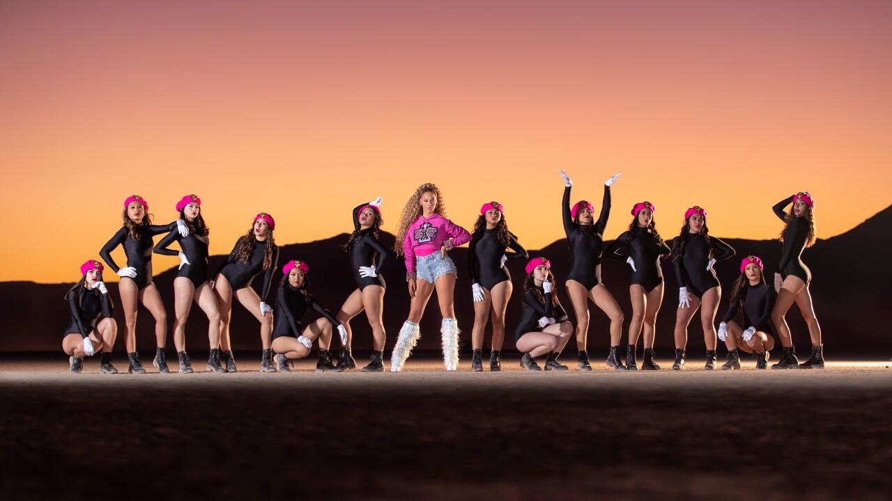 Madame Tussauds LV Beyonce_Dynasty Step & Dance Team.jpg
